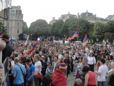 24 avril 2011 à Paris